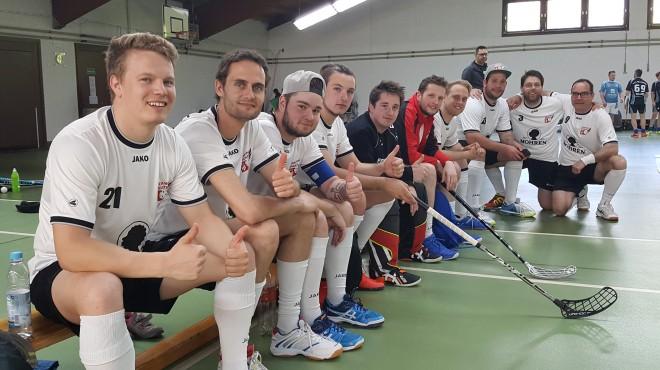 Team in München